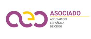 Miembro de la Asociación Española de Odoo